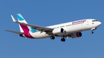 D-ABKJ - Boeing 737-86J - Eurowings (TUI)