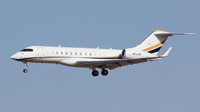 M-LLIN - Bombardier BD-700-1A10 Global 6000 - Private
