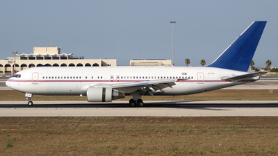 JY-JAL - Boeing 767-204(ER) - Jordan Aviation