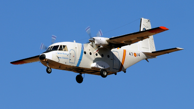 T.12D-75 - CASA C-212-200 Aviocar - Spain - Air Force