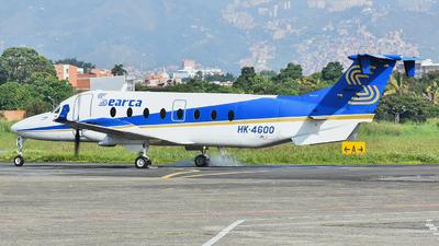 HK-4600 - Beech 1900D - Searca - Servicio Aéreo de Capurgana