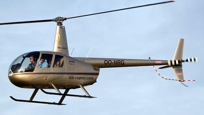 OO-NRG - Robinson R44 Raven - Private