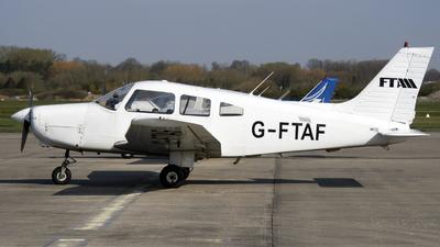 A picture of GFTAF - Piper PA28161 Warrior II - [288216077] - © Hawkwind