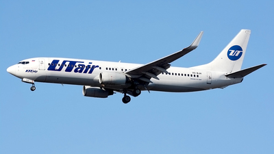 A picture of VQBJH - Boeing 7378AS - UTair - © Fedor Kabanov