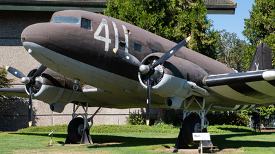 43-15512 - Douglas C-47A Skytrain - United States - US Air Force (USAF)