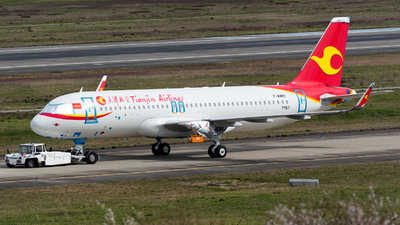 F-WWBC - Airbus A320-271N - Tianjin Airlines