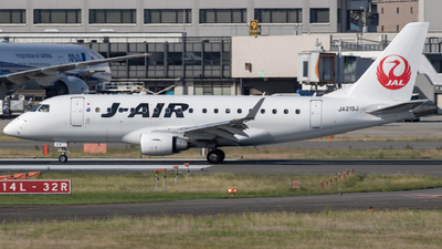 JA219J - Embraer 170-100STD - J-Air