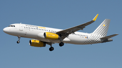 A picture of ECMKO - Airbus A320232 - Vueling - © Gianluca Mantellini
