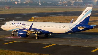A picture of VTIZZ - Airbus A320271N - IndiGo - © Aneesh Bapaye