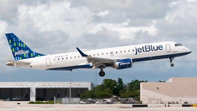 N355JB - Embraer 190-100IGW - jetBlue Airways