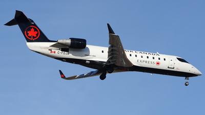 A picture of CFDJA - Mitsubishi CRJ200ER - Air Canada - © Yari Strban