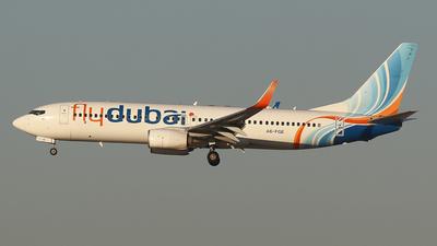 A6-FGE - Boeing 737-8KN - flydubai