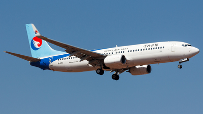B-1171 - Boeing 737-8LW - Hebei Airlines