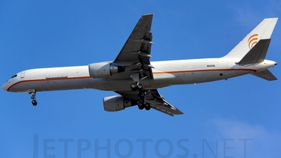 N605DL - Boeing 757-232(SF) - Capital Cargo International Airlines