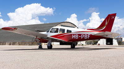A picture of HBPBF - Piper PA28R201 - [28R7737012] - © Ismael Lopez - PMI Plane Spotting