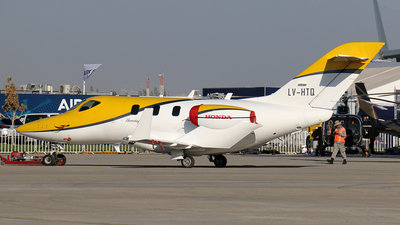 LV-HTQ - Honda HA-420 HondaJet - Private