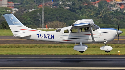 TI-AZN - Cessna 206H Stationair - Private