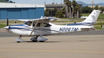 N226TM - Cessna T182T Turbo Skylane - Private