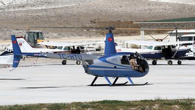 A picture of TCHTU - Robinson R44 II - [13031] - © Ali Mithat Ozdogan