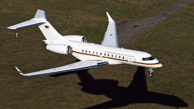14-06 - Bombardier BD-700-1A10 Global 6000 - Germany - Air Force