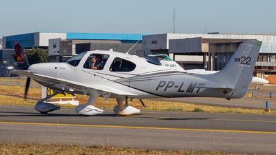 PP-LMT - Cirrus SR22 Grand - Private