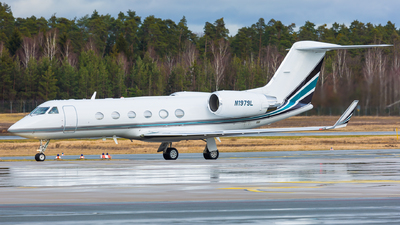 N1979L - Gulfstream G-IV(SP) - Private
