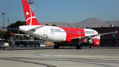 EP-FQR - Airbus A320-211 - Qeshm Air