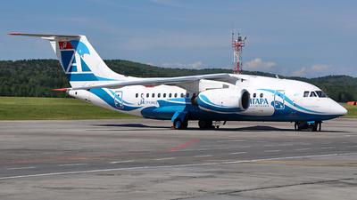 RA-61713 - Antonov An-148-100E - Angara Airlines