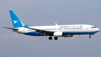 B-5498 - Boeing 737-85C - Xiamen Airlines