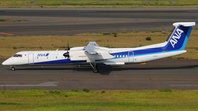 A picture of JA463A - De Havilland Canada Dash 8400 - All Nippon Airways - © Kinmei