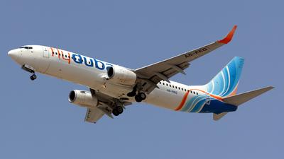 A6-FEG - Boeing 737-8KN - flydubai