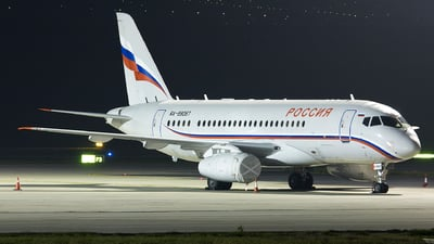 RA-89067 - Sukhoi Superjet 100-95LR - Russia - Ministry for Emergency Situations (MChS)