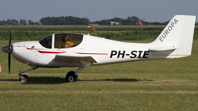 PH-SIE - Europa XS Tri-Gear - Private