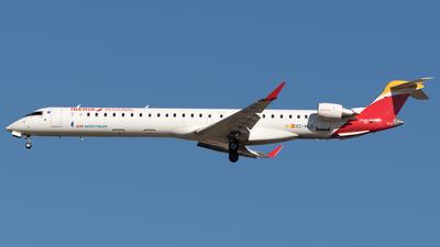 EC-MLO - Bombardier CRJ-1000 - Croatia Airlines (Air Nostrum)