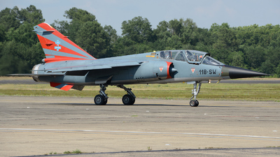 502 - Dassault Mirage F1CR - France - Air Force
