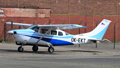 OK-EKT - Cessna U206F Stationair - Private