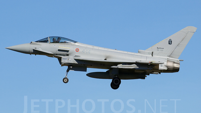 MM7281 - Eurofighter Typhoon EF2000 - Italy - Air Force