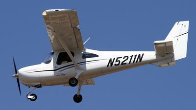 A picture of N5211N - Cessna 162 Skycatcher - [16200032] - © Jeroen Stroes