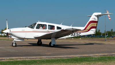 I-AESC - Piper PA-28RT-201T Turbo Arrow IV - Private