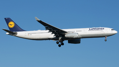 A picture of DAIKM - Airbus A330343 - Lufthansa - © Stefan Bayer