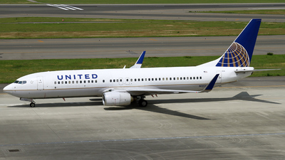 N35236 - Boeing 737-824 - United Airlines