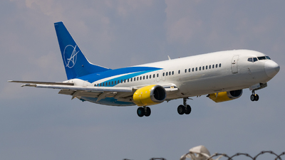 A picture of N420US - Boeing 737401 - iAero Airways - © soflo_spotter