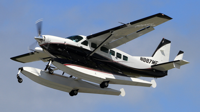 N887ME - Cessna 208 Caravan - Private
