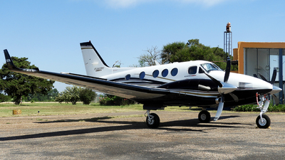 ZP-BMZ - Beechcraft C90GTx King Air - Private