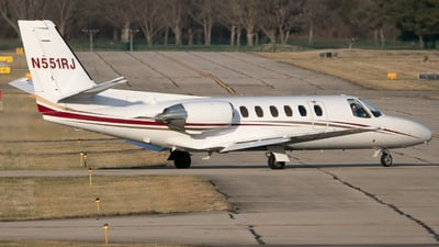 N551RJ - Cessna 550 Citation II - Private