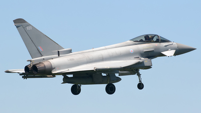 ZJ920 - Eurofighter Typhoon FGR.4 - United Kingdom - Royal Air Force (RAF)