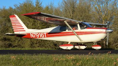 N7916T - Cessna 175A Skylark - Private
