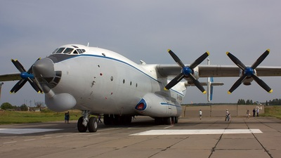 RA-09341 - Antonov An-22 - Russia - Air Force