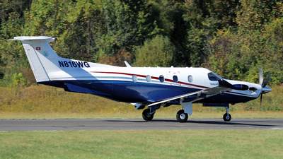 N816WG - Pilatus PC-12/47E - Private