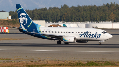 A picture of N612AS - Boeing 737790 - Alaska Airlines - © Giuseppe Battioli